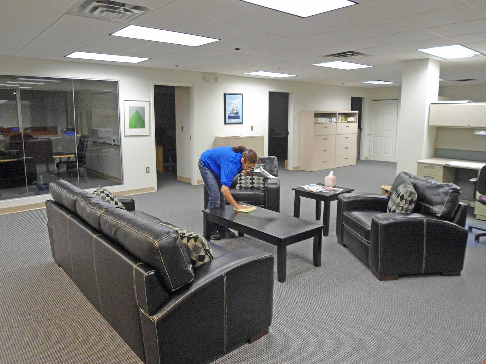 commercial cleaning servies